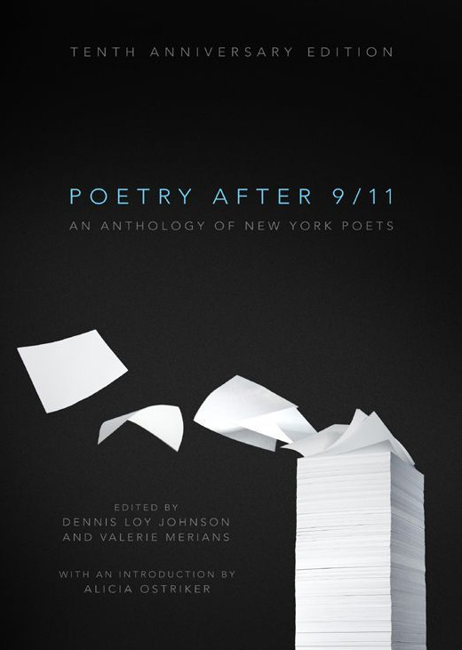 http://www.amazon.com/Poetry-After-11-Anthology-Poets/dp/1612190006